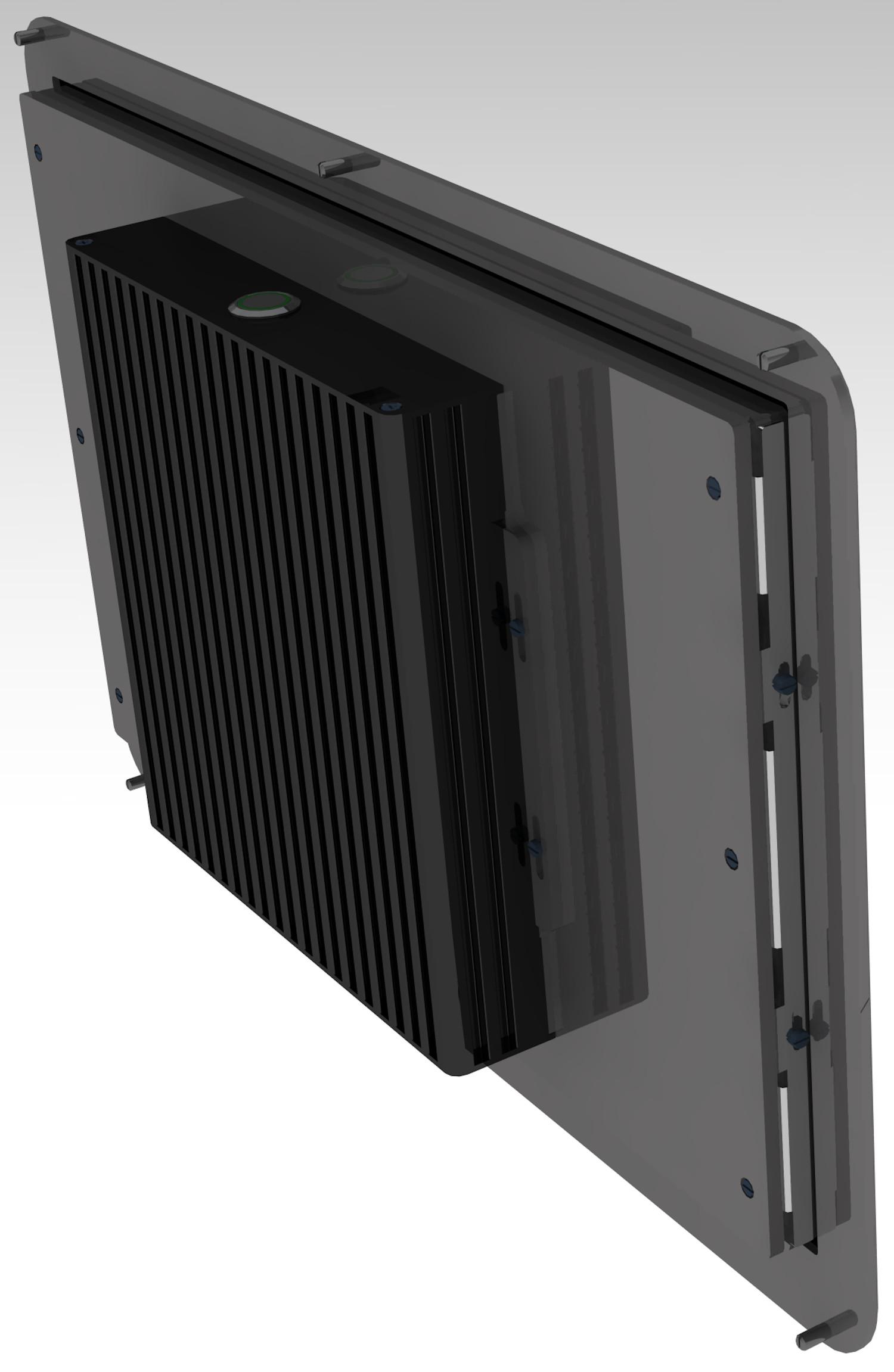 Panel-PC + HMI