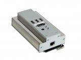Fanless IDIN1000-HT / Hutschienen-PC mit High-Temp.-Range